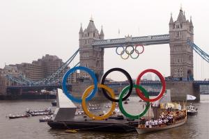 London famous Tower Bridge. - Jon Gaede photo