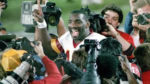 Pic Cutline: Doug Williams was first Black QB to win Super Bowl. – archive photo
